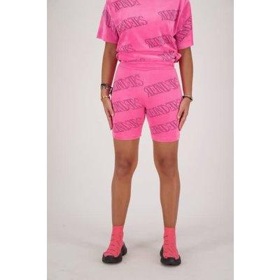 REINDERS Bikershort velvet reinders pink neon