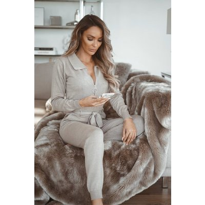 JAIMY Stay comfy jumpsuit grey