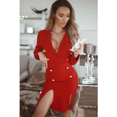 JAIMY Dress lieve red