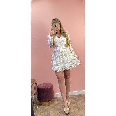 JAIMY Dress babette white