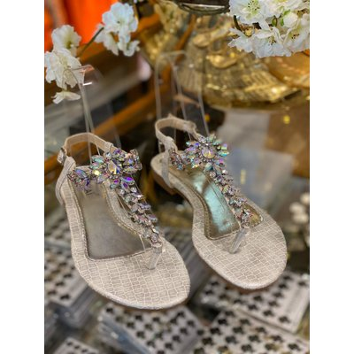 JAIMY Sparkle Forever sandals