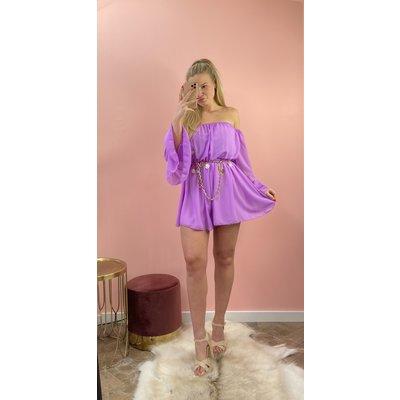 JAIMY Jumpsuit Evie lila