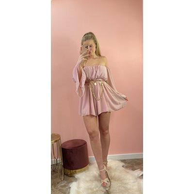 JAIMY Jumpsuit Evie pink