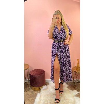 JAIMY Dress leo Lila