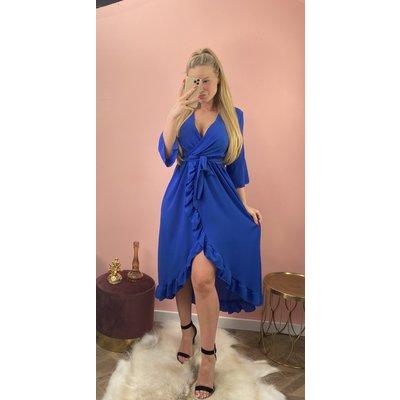 JAIMY Dress Gaby royal blue