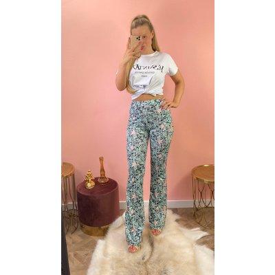 JAIMY Flair pants Rosalie mint