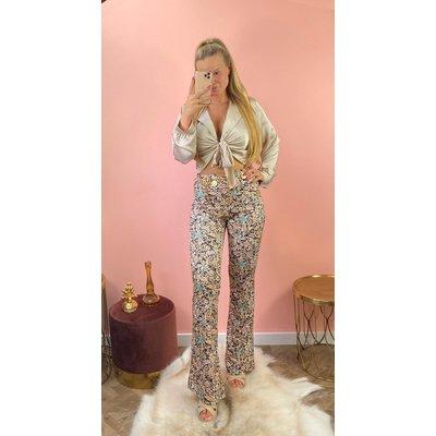 JAIMY Flair pants Rosalie beige