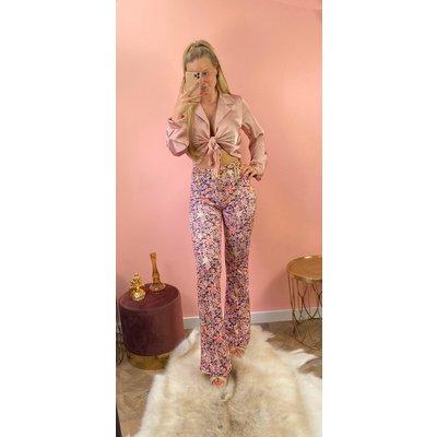 JAIMY Flair pants Rosalie Peach