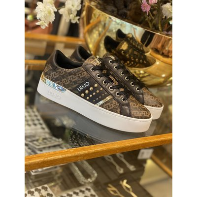 LIU JO Silvia 23 sneakers brown