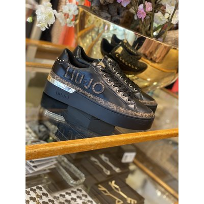 LIU JO Silvia 22 sneakers black