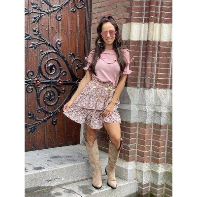 JAIMY Dreams come true skirt pink