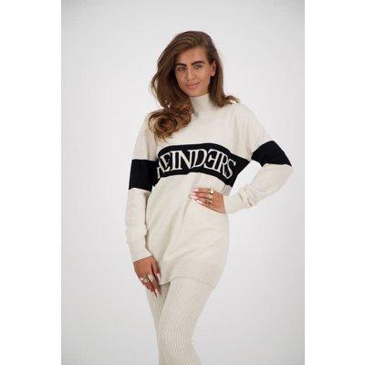REINDERS Sweater turtleneck creme