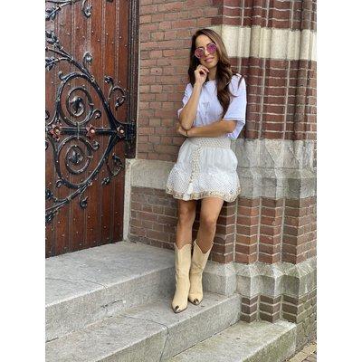 JAIMY Skirt Siem white