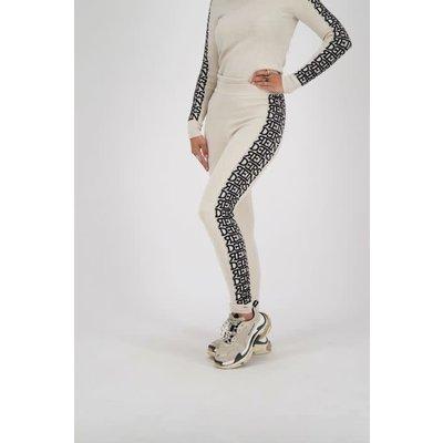 REINDERS Pants 3D artwork sides crème