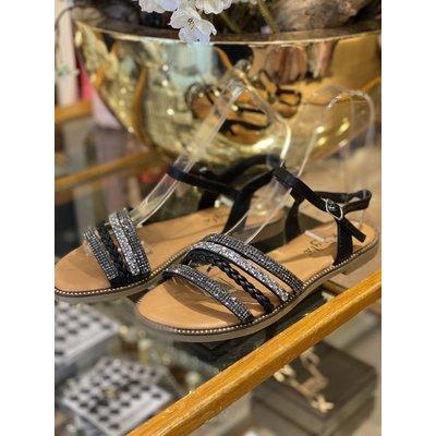 JAIMY Summer vibes sandals black