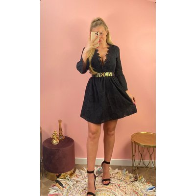 JAIMY Dress Beverly black