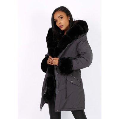 JAIMY Beyoncé jacket GREY