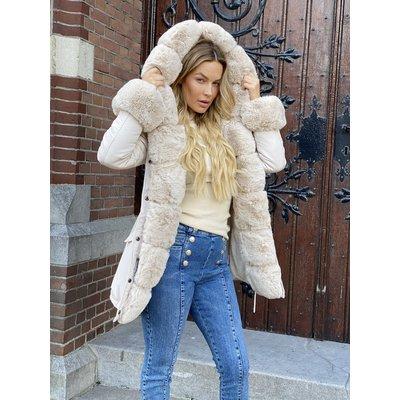 JAIMY Beyoncé jacket crème
