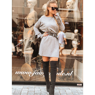 JAIMY SweaterDress Novalie grey
