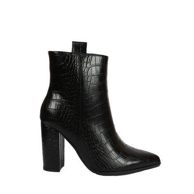 JAIMY Copy of Sophia ankel boot BLACK