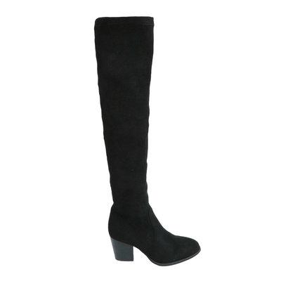 JAIMY Julie overknee boots BLACK