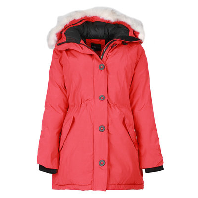 JAIMY Queen Parka red