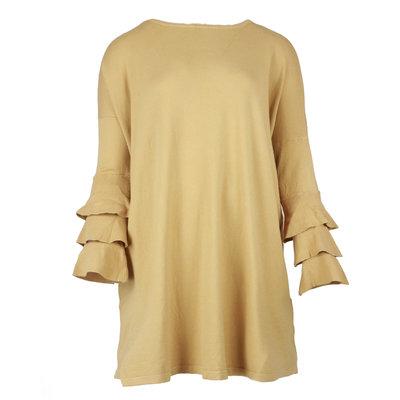 JAIMY SweaterDress Novalie Camel