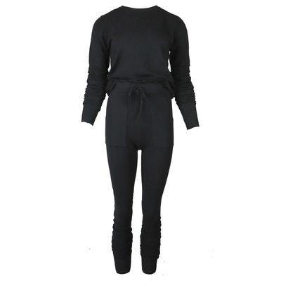 JAIMY Maddie comfy suit black