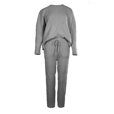 JAIMY Cable lounge set grey