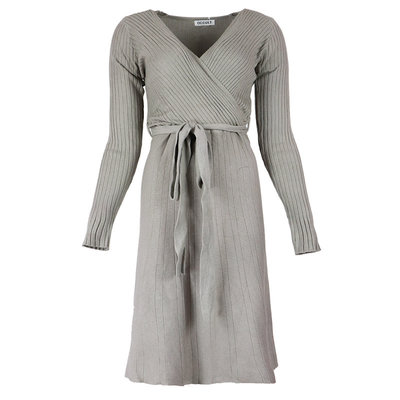 JAIMY Dress Tess grey