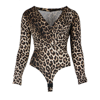 JAIMY Travel body leopard