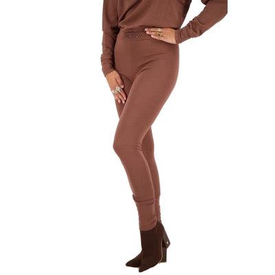 REINDERS Reinders legging dark brown