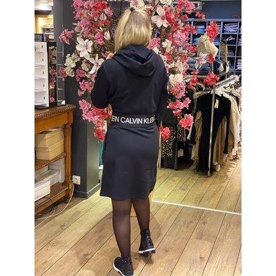 CALVIN KLEIN Calvin Klein hoodie dress