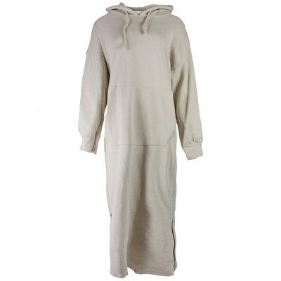 JAIMY Maxi sweater dress creme