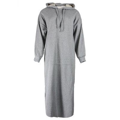 JAIMY Maxi sweater dress grey