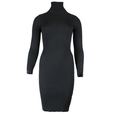 JAIMY Tessa bodycon col dress black