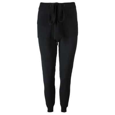 JAIMY Comfy stretch pants black