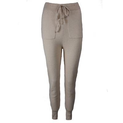 JAIMY Comfy stretch pants beige