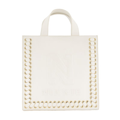 NIKKIE Mae shopper Cream