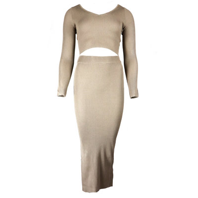 JAIMY Nayla 2-piece set beige