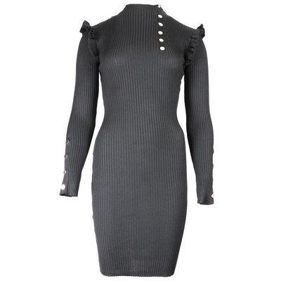 JAIMY Dena dress black