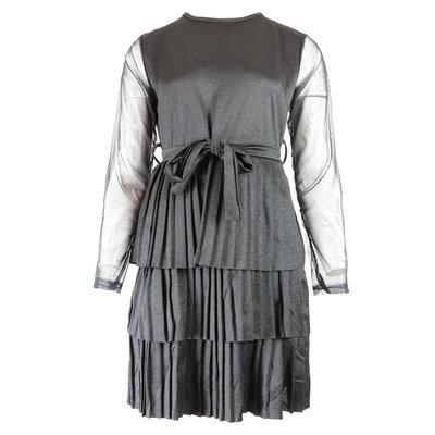 JAIMY Ava sparkle dress black