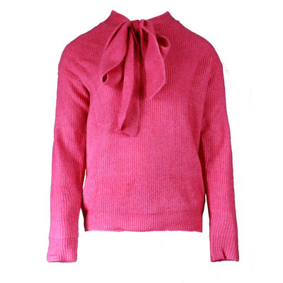 JAIMY Perfect bow sweater pink