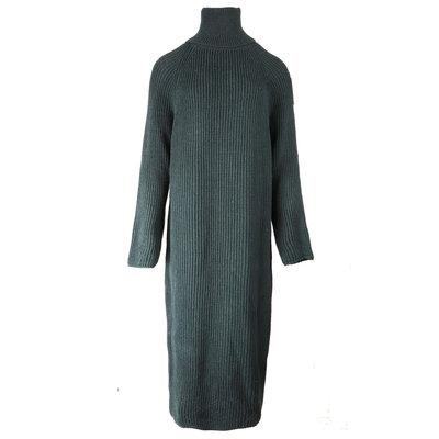 JAIMY Jenna knitted col dress black