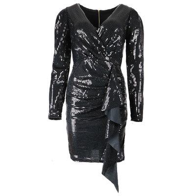 JAIMY Kyra sparkle dress black