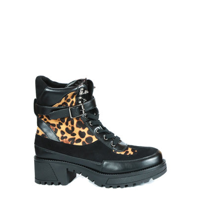 JAIMY Leopard boots