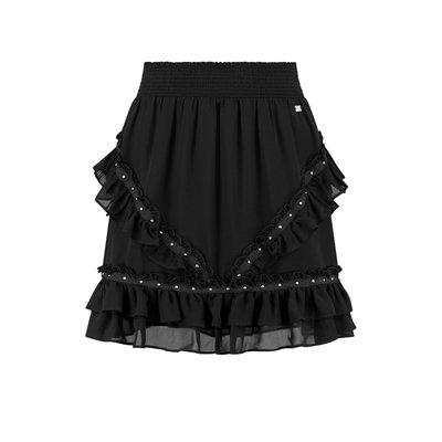 NIKKIE Roos skirt black