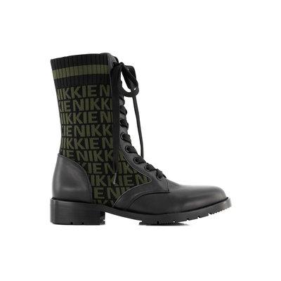 NIKKIE Diora jacquard boots