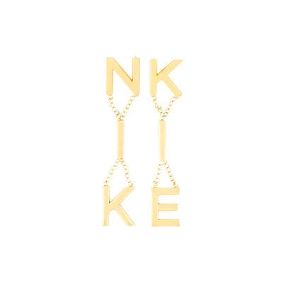 NIKKIE Nikkie earrings sandy gold