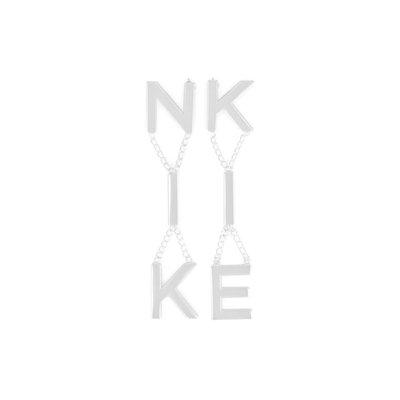 NIKKIE Nikkie earrings  silver
